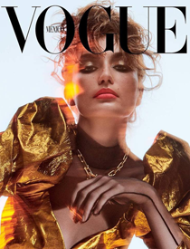 Vogue México y Latinoamérica August 2018