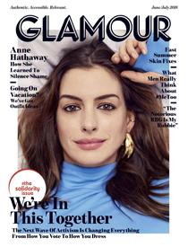 Glamour June/July 2018