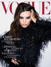 Vogue México y Latinoamérica October 2018