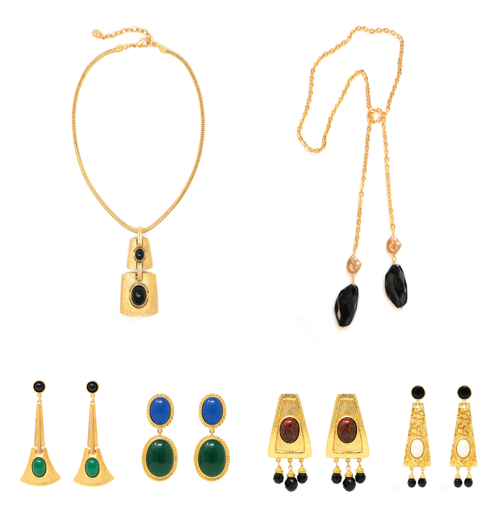 Trina Turk Collection - Earrings and Necklaces from the collection