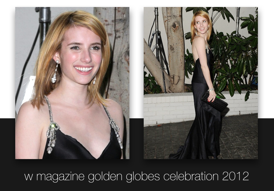 Emma Roberts | Famous Faces | Ben-Amun Jewelry