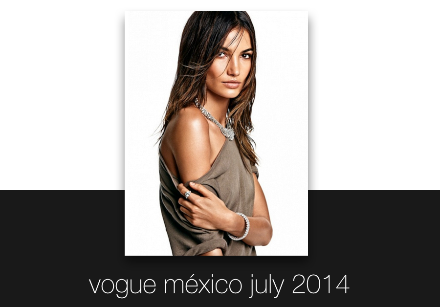 Lily Aldridge | Famous Faces | Ben-Amun Jewelry
