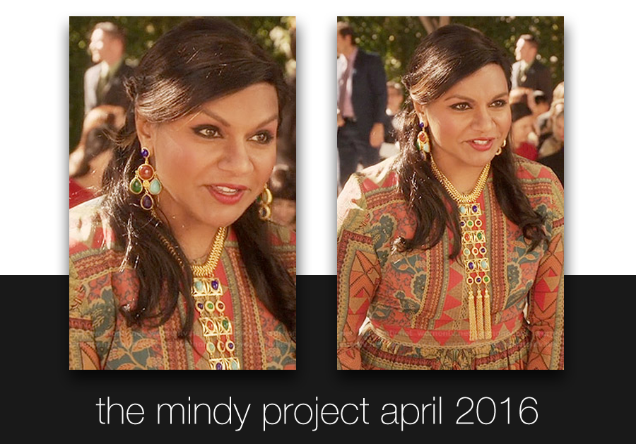 Mindy Kaling | Famous Faces | Ben-Amun Jewelry