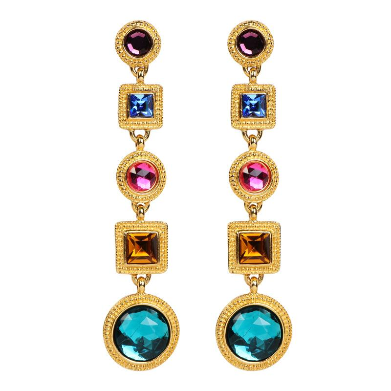 Candy Statement Post Earrings - Ben-Amun
