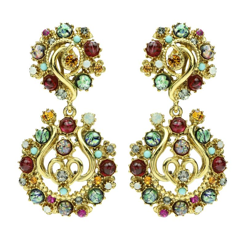 Boheme Ava Drop Earrings - Ben-Amun