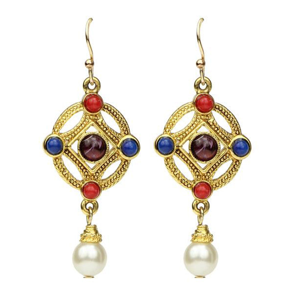 Romeo & Juliet Petite Earrings