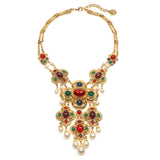 Romeo & Juliet Statement Necklace