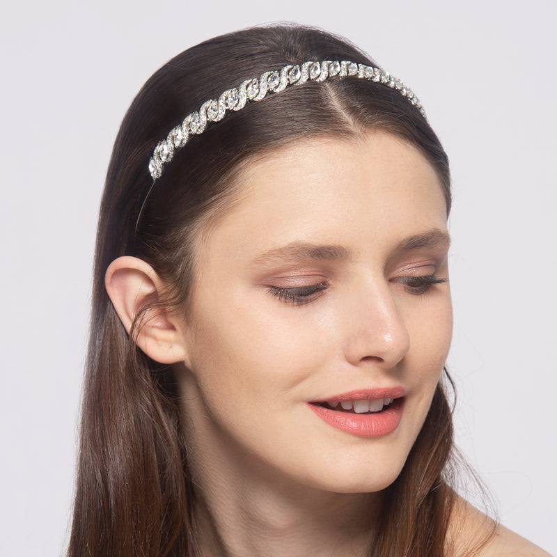Timeless Bridal Crystal Headpiece | Ben-Amun | Wedding Bridal Hair Accessories | Jewelry