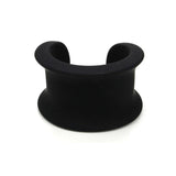 Natura Black Resin Bangle - Ben-Amun