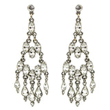 Crystal Drop Earrings - Ben-Amun