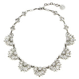 Elegance Crystal Deco Necklace - Ben-Amun