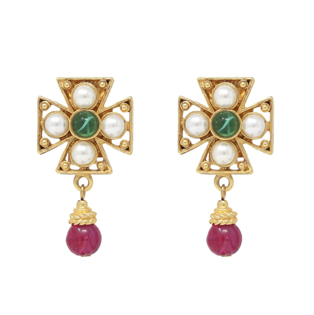 Tomar Earrings
