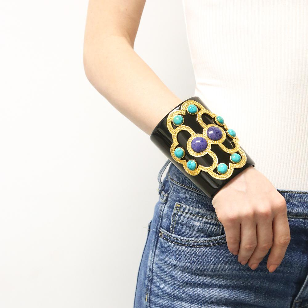 Gypset Statement Cuff - Ben-Amun