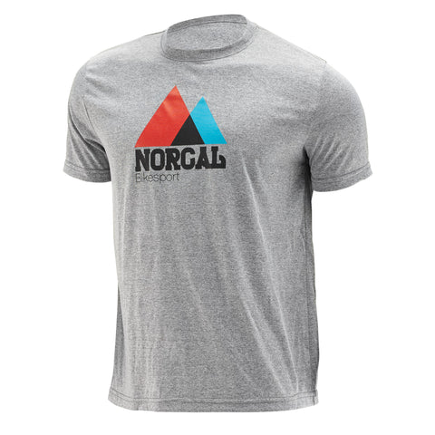 TRIANGLES TECH T-SHIRT