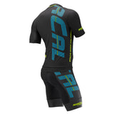 NORCAL BIKE SPORT STRIPES CYCLING BIB SHORT