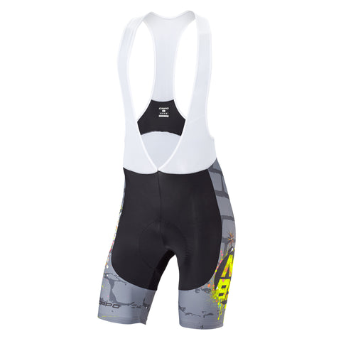 GRAFFITI BIB SHORT
