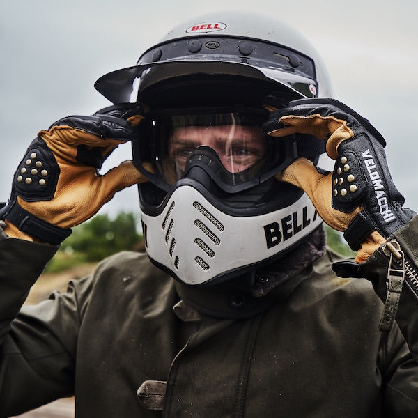 Abrasion resistance and goggle wipes for exploring the trails or motorcycle commuting.