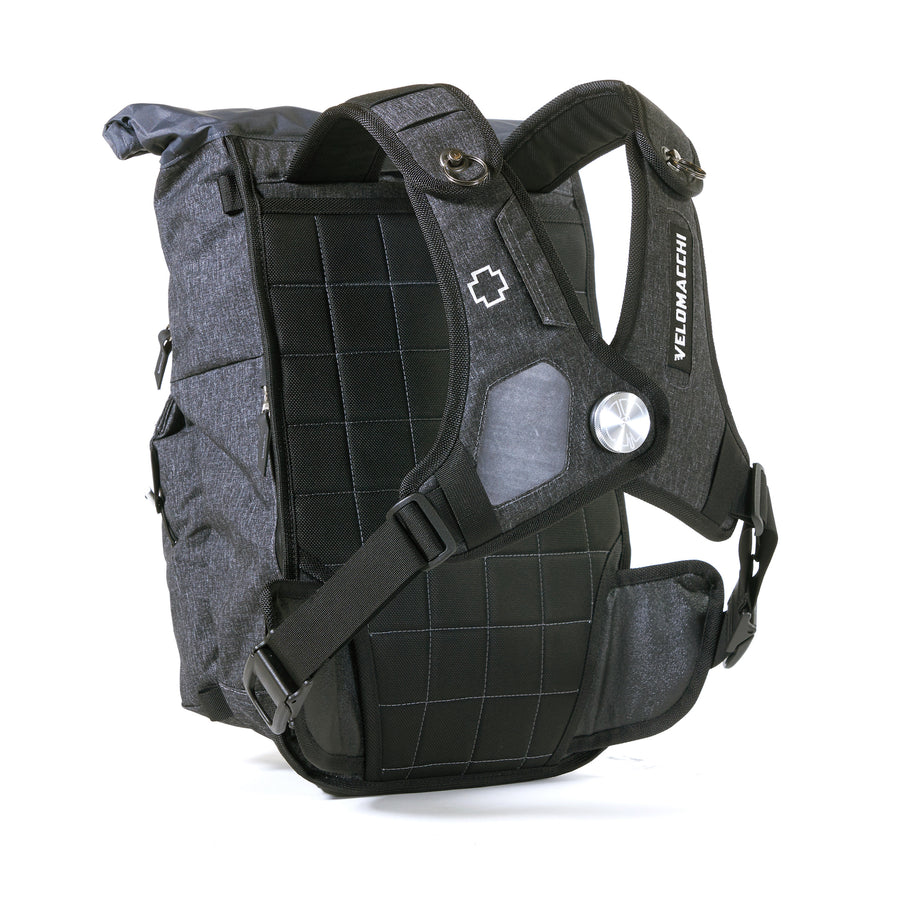 Rolltop water resistant day pack