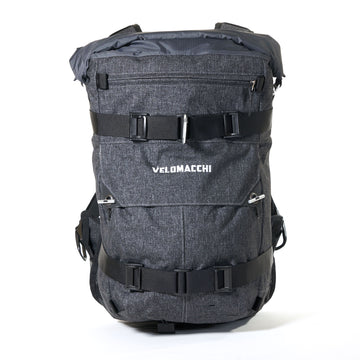 Waterproof motorcycle backpack for commuting and long trips