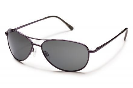 Patrol Silver Frame / Solid Gray Lens