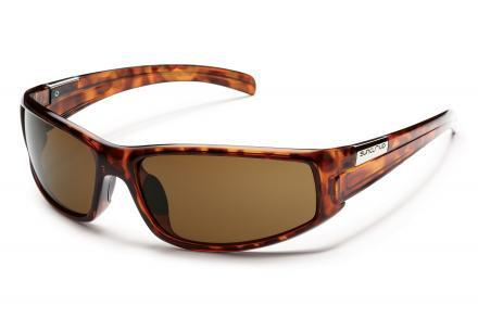 Swagger Tortoise Brown Frame / Solid Brown Lens