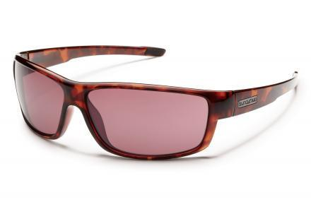 Voucher Tortoise Brown Frame / Solid Rose Lens