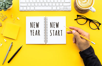 5 Tips for Keeping Your New Year's Resolutions