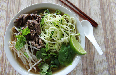 Pho ... that's Bone Broth Diet Approved