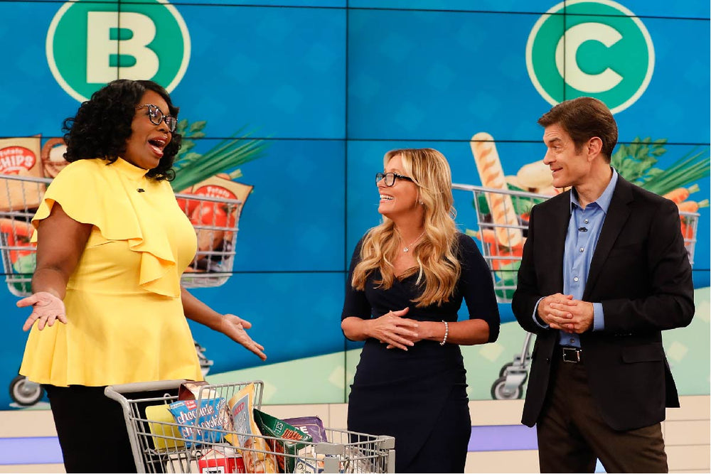 Dr. Kellyann and Dr. Oz Help You Determine Your Carb Type