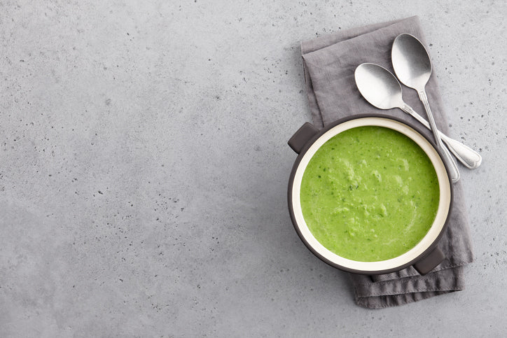 Chilled Green Power Soup