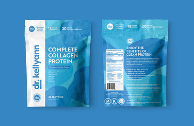 Complete Collagen Protein the Easy Way