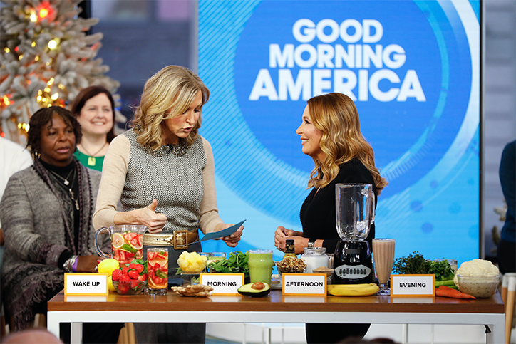 Cleanse and Reset on Good Morning America