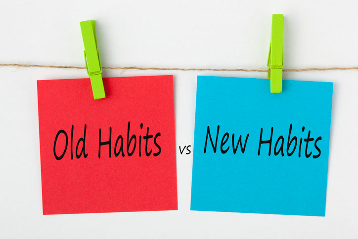Turn Your New Year's Resolutions into Habits that Stick