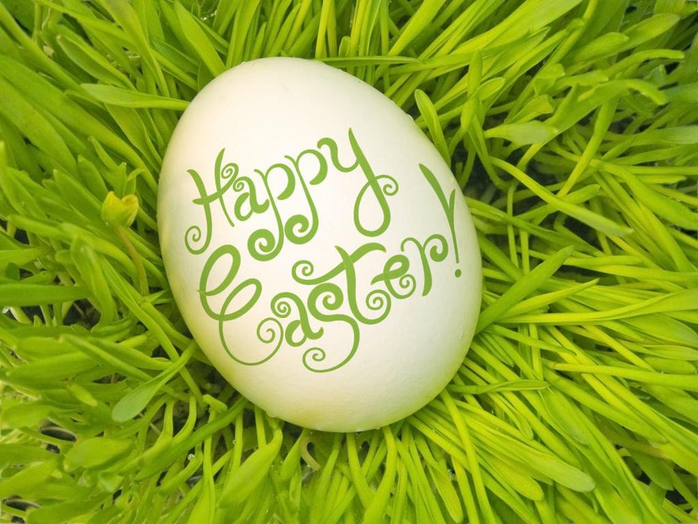 Happy Easter—Here's to Tradition AND Change!