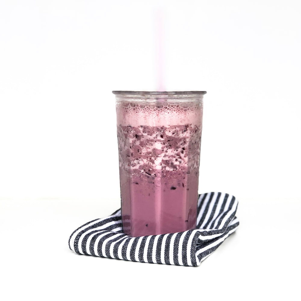 Black Cherry Almond Shake