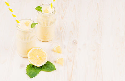Lemon Cream Shake