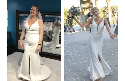 Brittany's Wedding Transformation