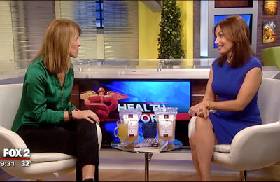 Detroit Fox 2's Deena Centofanti Talk the Bone Broth Diet