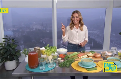 E! News Daily Pop: The Benefits of Bone Broth