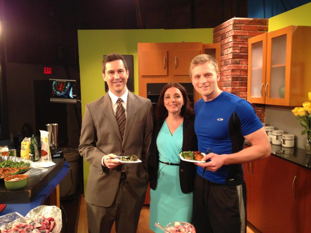 Mother's Day Brunch on Fox Detroit