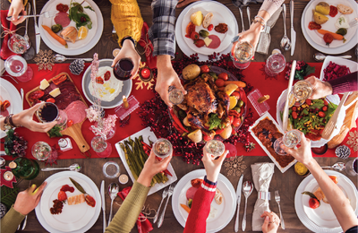 You Can Survive Gluten-Filled Holiday Parties