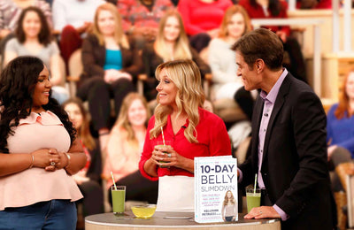The 10-Day Belly Slimdown on the Dr. Oz Show