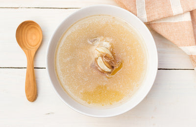 Top Five Reasons You Need the Bone Broth Cleanse
