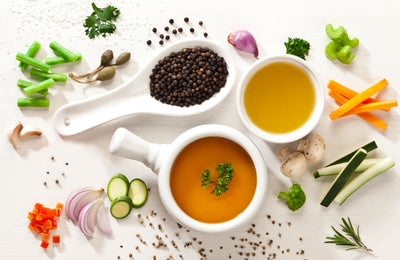 The Incredible Benefits of Bone Broth