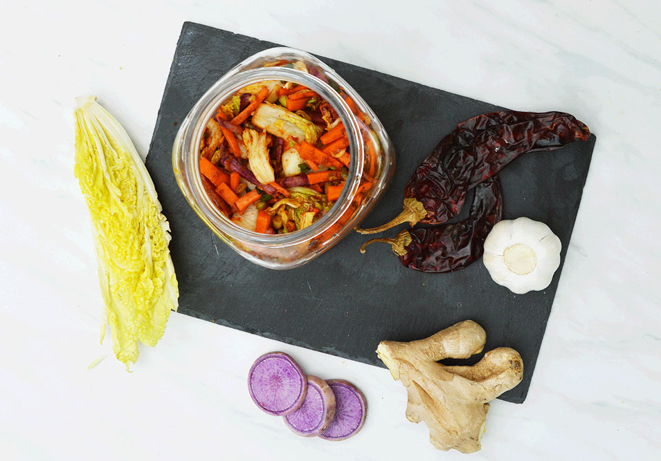 Gut-Healing Kimchi from the 10-Day Belly Slimdown