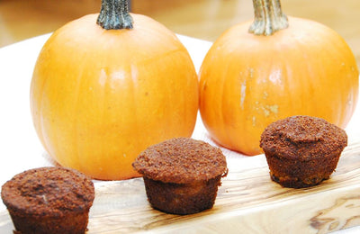 Paleo Desserts: Paleo Pumpkin Pie, Poppers and Scones