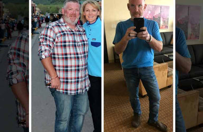 Patrick's Success Story - Lifelong Habits and 100lbs Lost