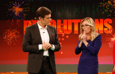 How Likely Are You to Keep Your New Year's Resolutions - Dr. Kellyann on the Dr. Oz Show