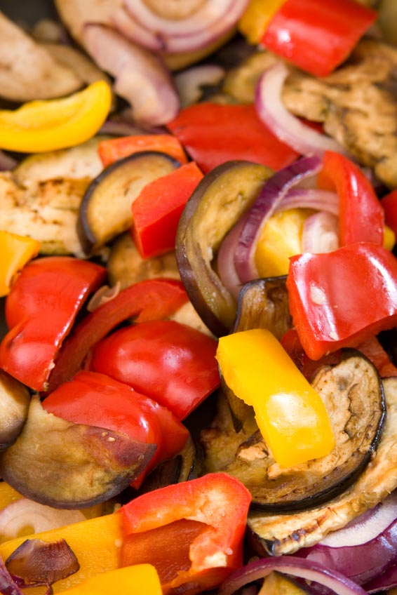 Roasted Vegetable Sandwiches