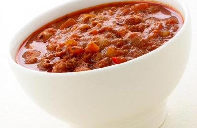 Skinny Slow Cooked Chili